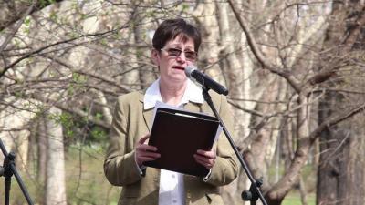 Dr. Csicsely Ilona (fotó: behir.hu)