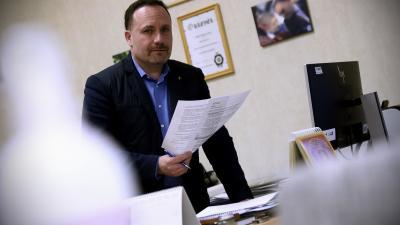 Takács Árpád (Fotó: Békés Megyei Kormányhivatal/Lehoczky Péter)