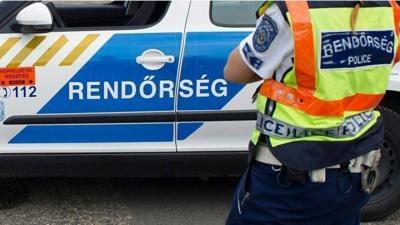 Illusztráció. Rendőrjárőr - Fotó: MTI