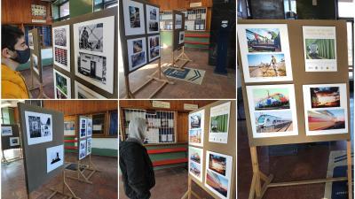 Vasúttörténeti kiállítás nyílt Gyulán. Fotó: Vasúttörténeti Alapítvány
