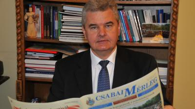 Vantara Gyula (fotó: behir.hu)