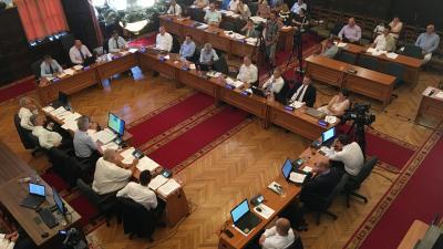 Békéscsabai közgyűlés 2021.06.28.-án. Fotó: behir.hu/Kovácsné Fazekas Helga