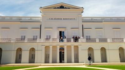 A bajnai Sándor-Metternich-kastély. (Fotó: EMMI)