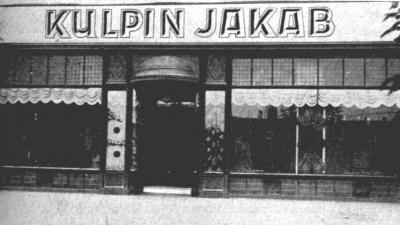 Kulpin Jakab áruháza (forrás: csabaihazak.blog.hu)