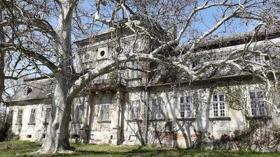 A geszti Tisza-kastély. (Forrás: csodalatosmagyarorszag.hu)
