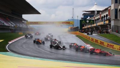 A 2020-as Török Nagydíj - (Fotó: F1.com)