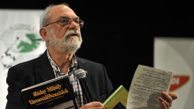 Elhunyt Ráday Mihály (MTI fotó: Kovács Attila)