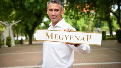 Szegedi Balázs, a Békés Megyei Önkormányzat alelnöke