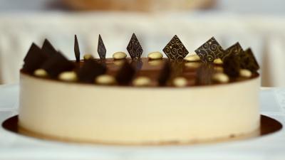 Csokitorta - Fotó: MTI