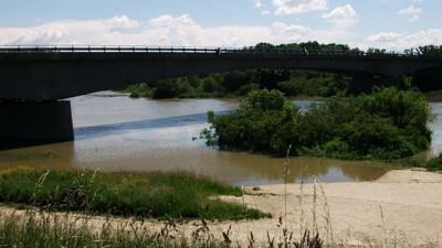 A dobozi Kettős-Körös híd (A kép forrása: hírstart.hu)