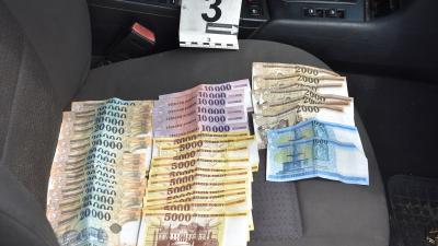 Békésen fogtak el kábítószer-kereskedelem gyanúja miatt egy testvérpárt. Forrás: police.hu