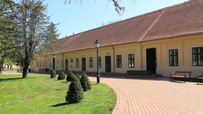A Stefánia-szárny - Fotó: Erkel Ferenc Kulturális Központ és Múzeum Nonprofit Kft.