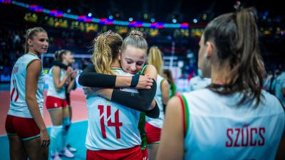 Fotók: Magyar Röplabda Szövetség