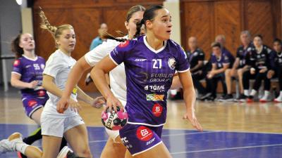 Kukely Anna (27) öt góllal zárt a bajnoki nyitányon(Fotó: Such Tamás)