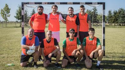 A BékésCsaba csapata az utolsóelőtti helyen végzett - Fotó: Nyírő Simon/BIOLK