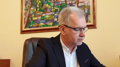 Nagy Ferenc alpolgármester (fotó: Nagy Ferenc facebook oldala)
