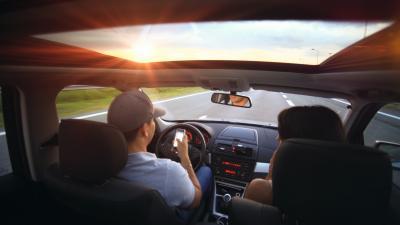 Akció indul! A mobilozó sofőröket szűrik ki a közeljövőben - Forrás: pixabay.com