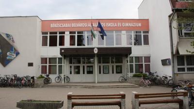 Fotó: Békéscsabai Belvárosi Általános Iskola és Gimnázium