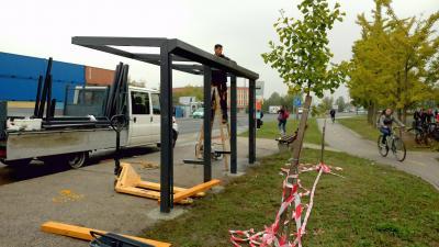 Összesen mintegy 160 buszváró újul meg, épül Békéscsabán