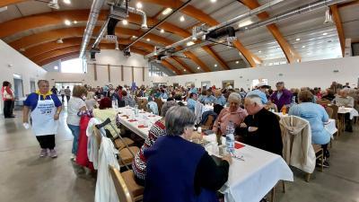 Őszutó Fesztivál és idősek világnapja a CsabaPark rendezvénycsarnokában