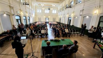 Kedden délután tartották meg Gyulán a Pándy Emléknapi ünnepi programot